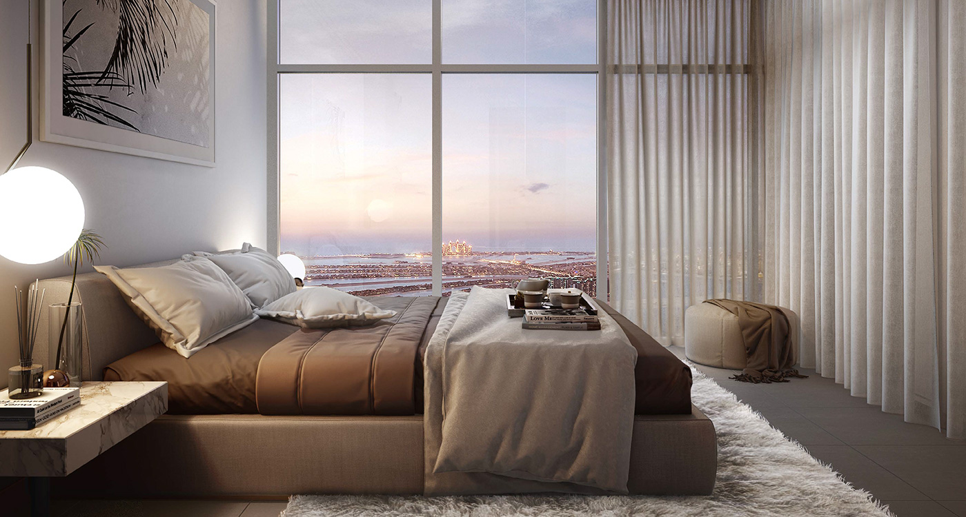 Emaar Beach Vista Apartments amenities